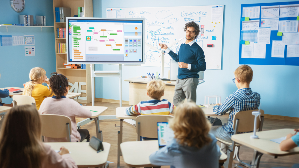 what is a smartboard, benefits of smartboard in classroom