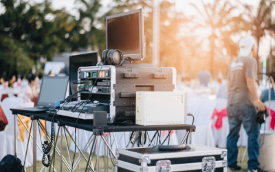 Why Hire a Professional AV Company for Your Next Event