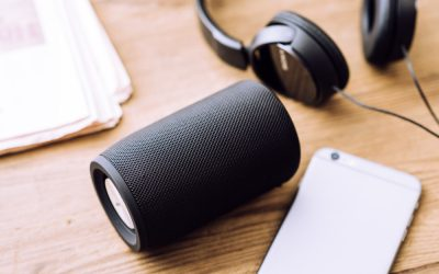 How to Set Up a Bluetooth Speaker and Projector