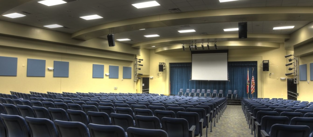 Selection and Integration of AV Gear for Your School Auditorium